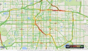 Traffic Map Los Angeles by Colorado California Agencies Deploy Data Analytics To Determine