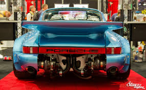 bisimoto porsche 996 event coverage sema 2014 automotive buffet stance is everything