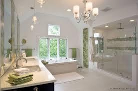 using green in kitchen or bathroom design