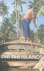 phi phi islands thailand with or without kids