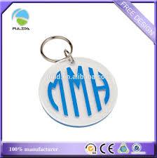 Wine Glass Keychain Custom Transparent Clear Wine Glass Shape Blank Acrylic Plastic