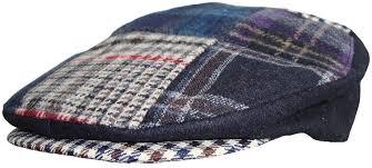 Patchwork Cap - patchwork flat cap co uk clothing