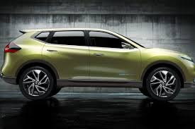 nissan u0027s new hi cross hybrid crossover concept could replace the x