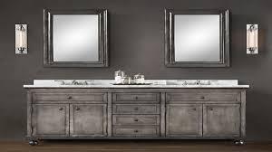 restoration hardware bathroom sconces modern home