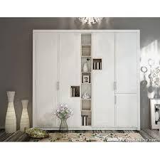 Modern Wardrobe Furniture by Bedroom Furniture Item Name Modern Built In White Swinging Doors