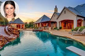 Texas Home Selena Gomez Selling Texas House For 3 Million