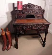 Antique Writing Desks For Sale Antique Carved Desk For Sale Loveantiques Com