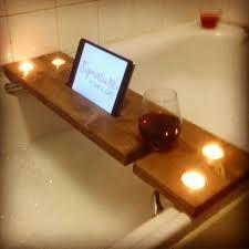 Bathtub Book Tray Bathroom Bathtub Book Rack Bathtub Wine Holder Cross Tub Caddy