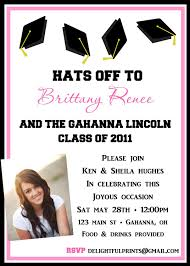 graduation invitation cards dancemomsinfo com