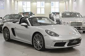 porsche boxster 2016 price used porsche boxster 718 16 current cars for sale with pistonheads