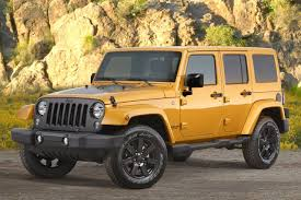 yellow jeep used 2015 jeep wrangler for sale pricing u0026 features edmunds