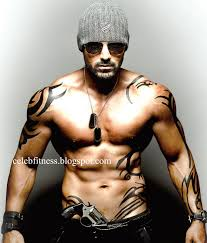 jon abrahams these bollywood stars look more like a bodybuilder