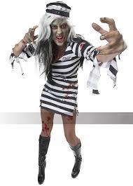 convict halloween costumes amazon com california costumes convict costume clothing