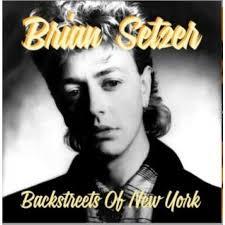 brian setzer backstreets of new york 12 ep coloured vinyl