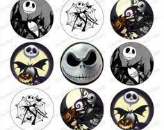 nightmare before christmas cupcake toppers nightmare before christmas characters all characters