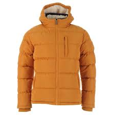 soulcal mens 2 zip bubble jacket padded coat top hooded insulated