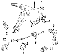 lexus sc300 quarter panel browse a sub category to buy parts from mopardirectparts com