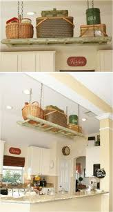 diy hanging shelves perfect for every room in your home