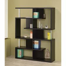 nice black bookshelves on mainstays 5 shelf bookcase black
