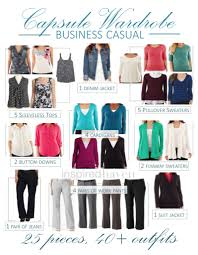 capsule wardrobe inspired haven