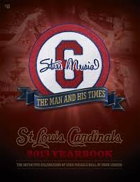 st yearbook st louis cardinals 2013 yearbook