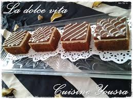 amour de cuisine gateau sec gâteau à étages au chocolat la dolce vita