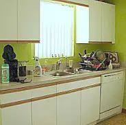 Ways To Update Kitchen Cabinets Bathroom Update How To Paint Laminate Cabinets Shiplap