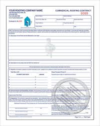 roofing estimate template u2013 10 free word excel u0026 pdf documents