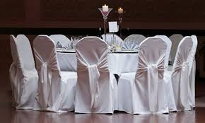 white chair covers amazing 5 creative chair cover ideas white table link