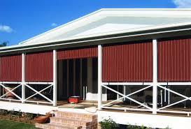 verandah blinds blinds shutters awnings sunshine coast