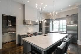 Modern Kitchen Lights Artistic Gray Kitchen Modern Pricey Pads Contemporary Island