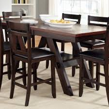 Dining Room Splendiferous Black Wooden Model Backless Counter - Counter height dining table swivel chairs