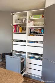 Pantry Ikea How To Assemble An Ikea Sektion Pantry Infarrantly Creative