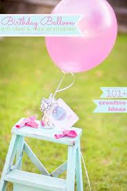 balloon gift 101 birthday gift ideas for your friends birthday balloon