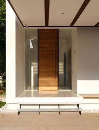 Front Door House Contemporary Wood And Glass Front Door Modern Stained Double Doors