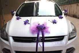 Wedding Car Decorations Wedding Car Accessory Car Decorate Package Wedding Ceremony Bridal