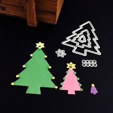 christmas christmas tree books diy aliexpress com buy 29mm 34mm christmas tree scrapbooking diy