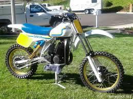 85cc motocross bikes husqvarna cr 500 1983 classic motocross pinterest