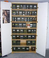Ammo Storage Cabinet Ammo Storage Cabinets 16