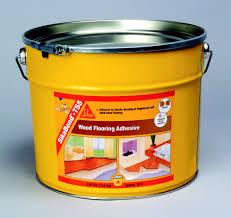 Laminate Floor Adhesive Sikabond T55 Adhesive Sikat55 Hardwood Flooring Laminate Floors