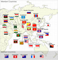 map of countries of asia asian disaster reduction center adrc information on disaster