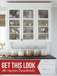 Kitchen Curio Cabinet Remodelaholic Get This Look Classic Kitchen Curio Kitchen Curio