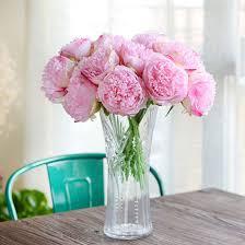 cheap flower arrangements great cheap artificial peony silk flowers bridal bouquet