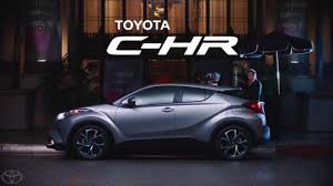 crossover toyota the all new toyota c hr crossover 2018 toyota youtube