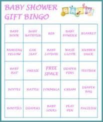 baby shower gift bingo blank baby bingo cards free printable editable blank calendar 2017