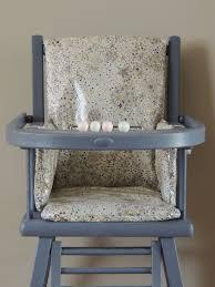 assise chaise haute coussin de chaise haute en liberty enduit liberty demeure des anges
