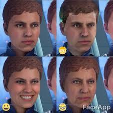 Meme Face App - faceapp know your meme