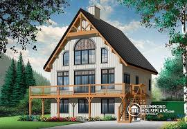 chalet house plans house plan w3938 v1 detail from drummondhouseplans com