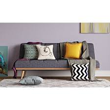 Retro Sofa Bed Sofa Bed With Wooden Legs Okaycreations Net