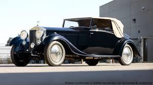 rolls royce drophead interior coachbuild com h j mulliner rolls royce phantom ii continental